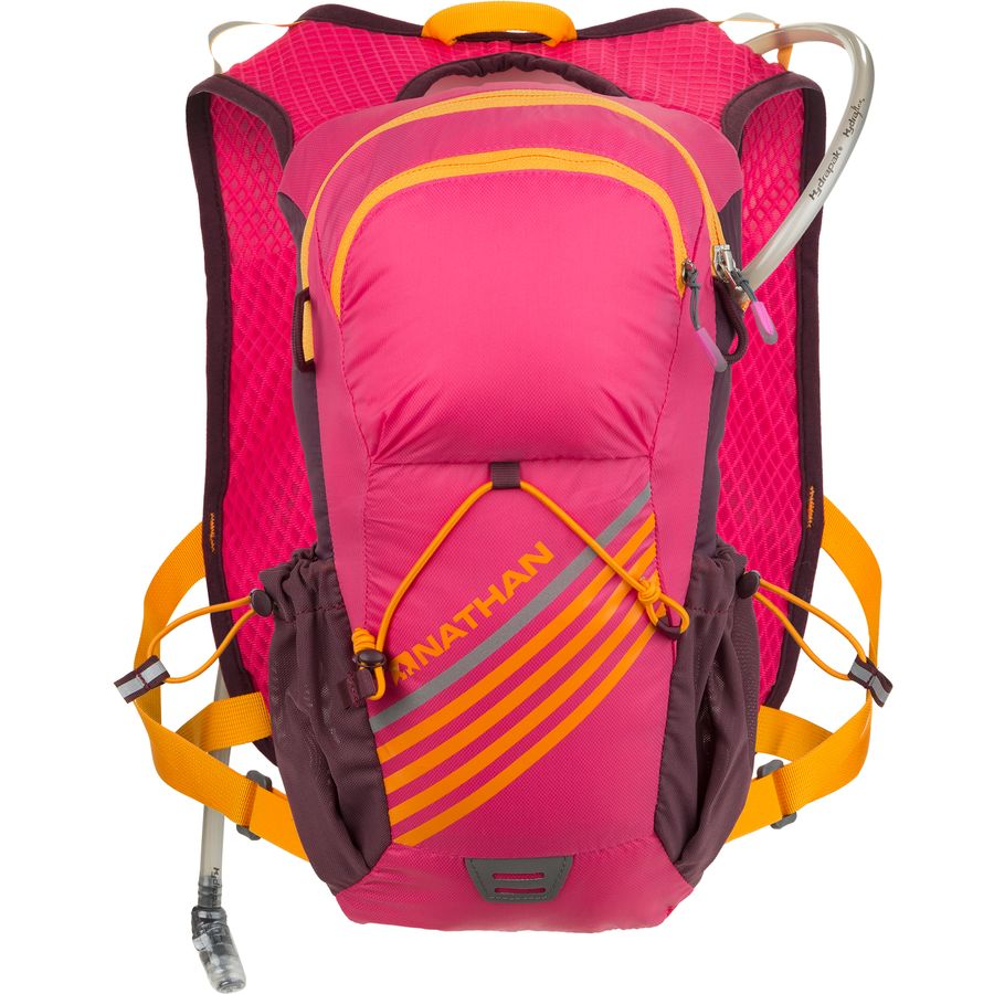64fac52969 Nathan Firestorm 5 litre Race Vest Cosmo Pink - Sussex Trail Events